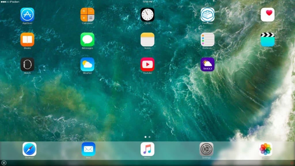 iPadian iOS